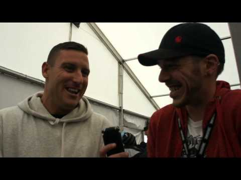 Parkway Drive Download Festival Interview 2015