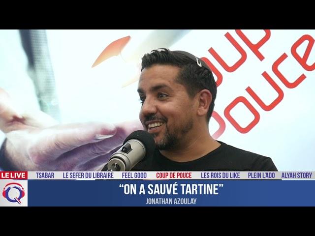 """""""On a sauvé Tartine"""" - cdp#326"""