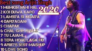 #ArijitSinghMashup2020.jukebox Best of Arijit Singh Mumkin nahi hai tujhko bhulana new mashup 2020