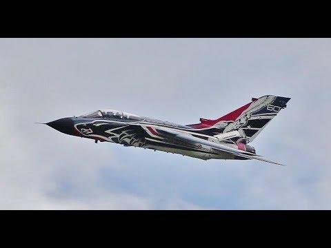 Cosford Airshow 2017 Panavia Tornado
