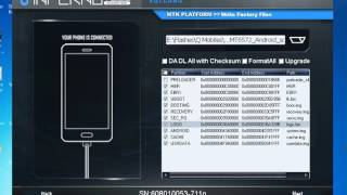 How to flash  firmware any Qmobile   Urdu  Full step by step  software  2016