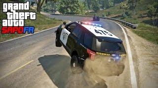GTA SAPDFR - Code Zero 55 - Nesla Motors (Polecat's Run)