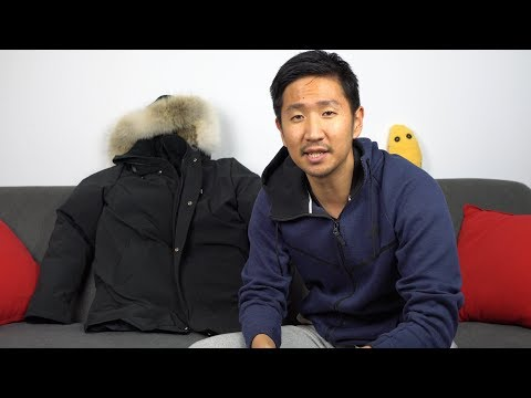 CANADIAN WOLF JACKET REVIEW!! NEXT CANADA GOOSE?