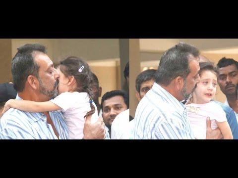 Sanjay Dutt out on parole … AGAIN!