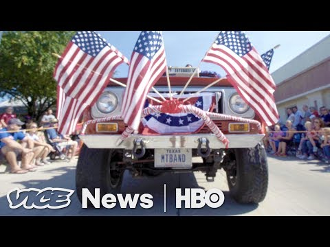 Conservative Ghetto & Palestinian Spies: VICE News Tonight F