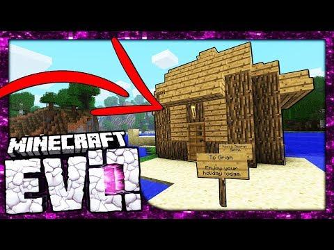 MY SECRET SANTA GIFT!?   Minecraft Evolution SMP   #21