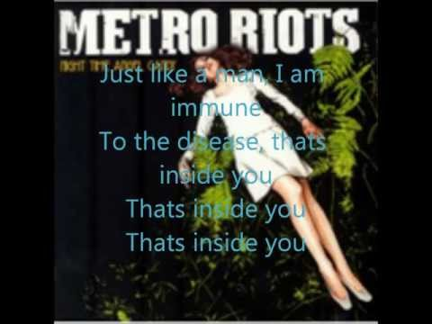 Metro Riots Modern Romance Lyrics