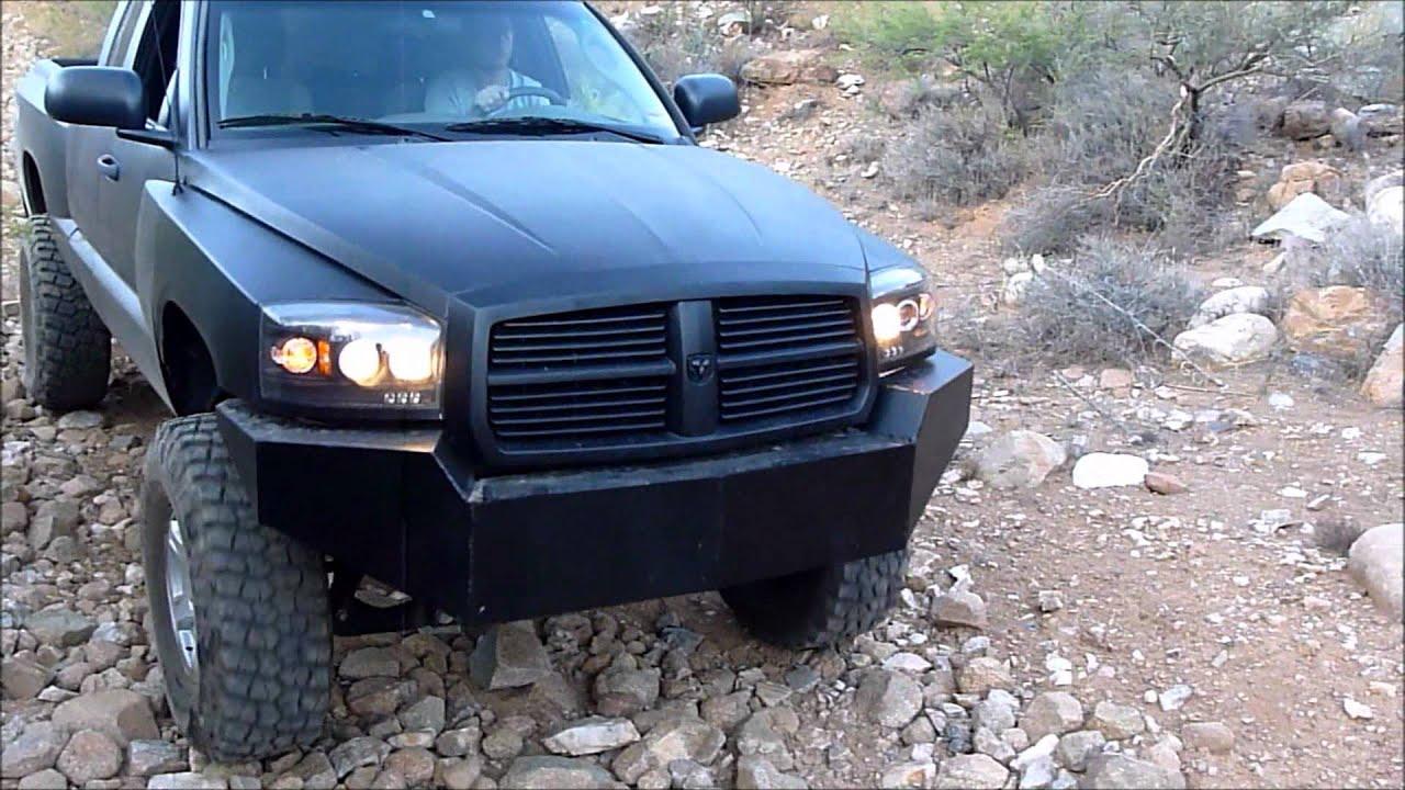 2001 Dodge Dakota Lift Kit