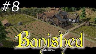 Banished 8 - Le commerce fonctionne :D - royleviking (FR)