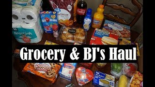 GROCERY & BJ'S HAUL ll MARCH 2019