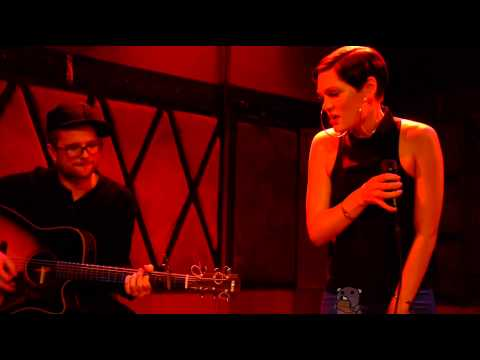 Jessie J - You Don't Really Know Me  [NEW SONG] (live @ Rockwood Music Hall 3/10/14 ACOUSTIC)