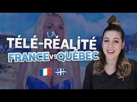 La Télé-réalité Française vs Québécoise | DENYZEE