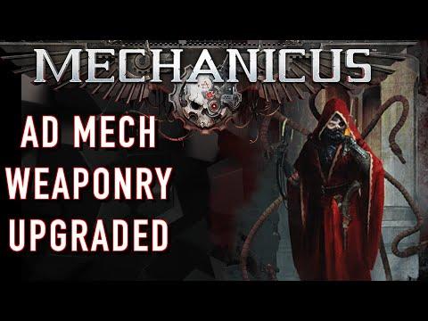 Power Creep Powers Up the Adeptus Mechanicus's Weaponry Warhammer 40K |
