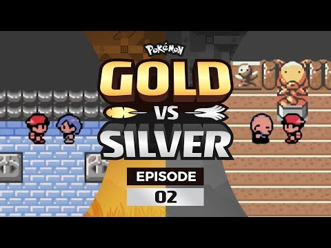 Pokemon Gold and Silver Versus - EP02 | The Lucky Egg!
