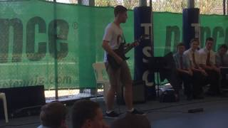 """For Tom Searle - """"From the Wilderness"""" by Architects LIVE guitar cover"""