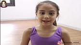 Little girl in purple showing cameltoe - YouTube