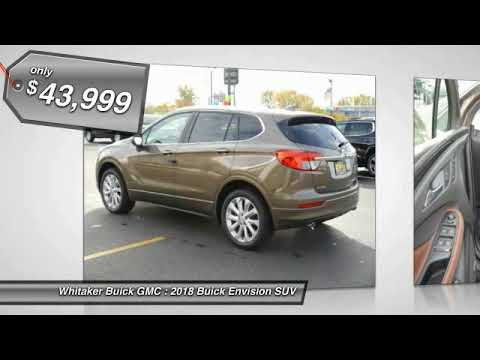 2018 Buick Envision Forest Lake Minneapolis St. Paul 18033