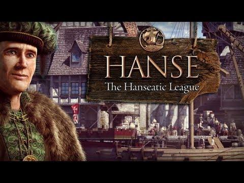 Hanse The Hanseatic League - Gameplay (PC)