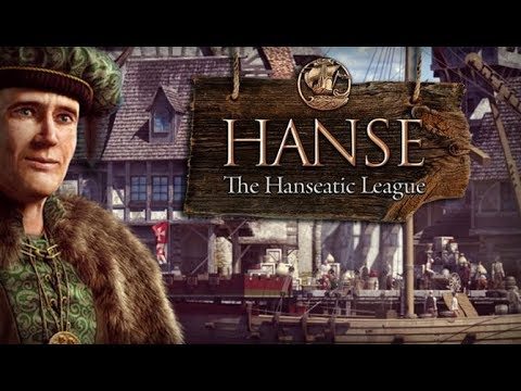 Hanse The Hanseatic League - Gameplay (PC)