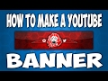 How To Make A YouTube Banner In Paint Net EASY mp3