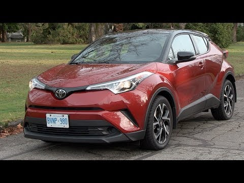 2019 Toyota C-HR Review // Updates after just one year!