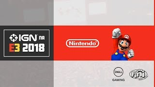E3   Conferência Nintendo 2018 ao vivo dublado em Português   IGN NA E3