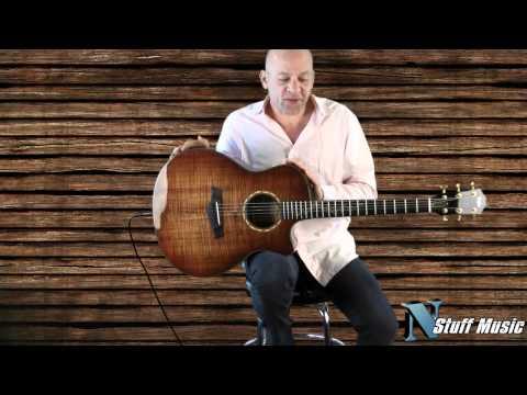 Taylor Koa GS-LTD Koa Series 2011 Fall Limited Acoustic Guitar