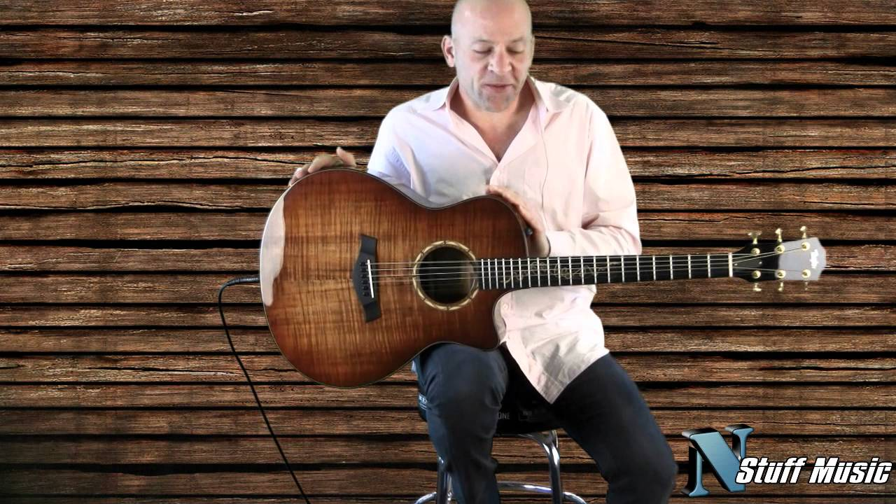 Taylor Koa Gs Ltd Koa Series 2011 Fall Limited Acoustic Guitar Youtube