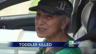 Modesto neighborhood mourns 3-year-old's life
