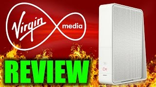 virgin media hub 3 review replacement with unboxing   will it fair any better