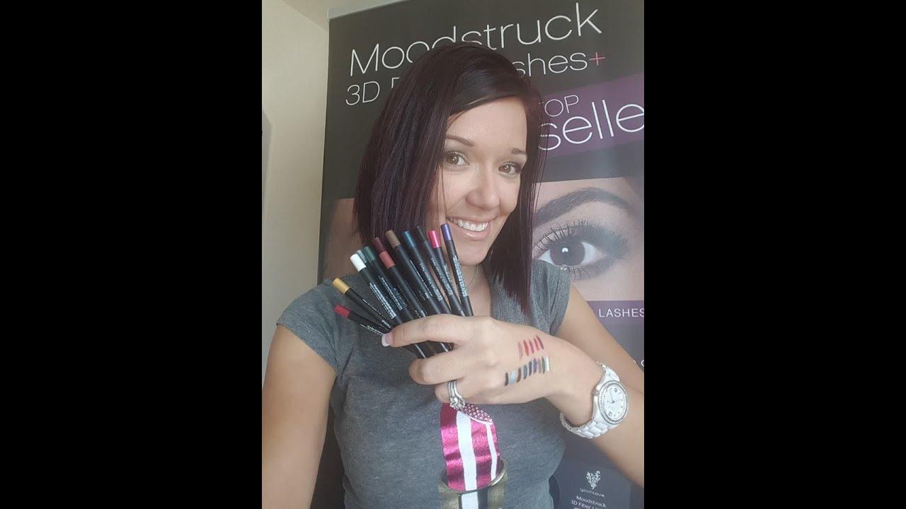 Exceptionnel Crayon a lèvre et yeux de Younique par Jessy - YouTube UT71