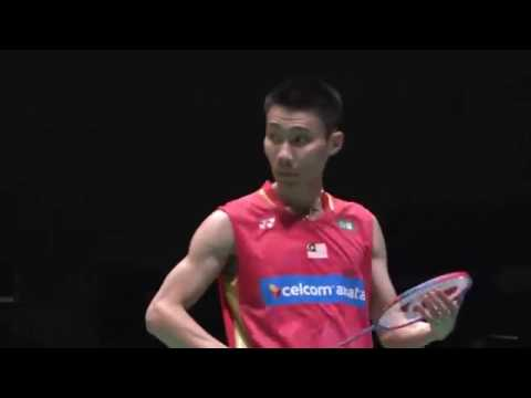 Yonex Japan Open 2016 | Badminton F M3-MS | Lee Chong Wei vs Jan O Jorgensen