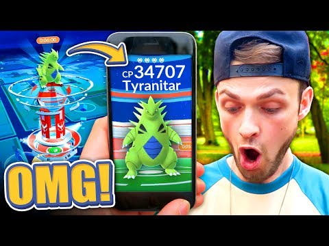 I TRIED THE *HARDEST* RAID IN POKEMON GO... WHAT HAPPENED?!