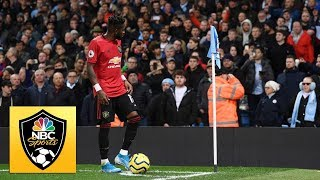 Addressing alleged racism at Manchester Derby | Premier League | NBC Sports