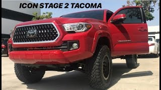 """3 lifted 3rd Gen 16+ Toyota Tacomas on 33"""" BFAgoodrich Ko2 and KM3 MT's"""