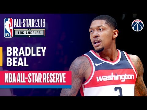Bradley Beal All-Star Reserve | Best Highlights 2017-2018