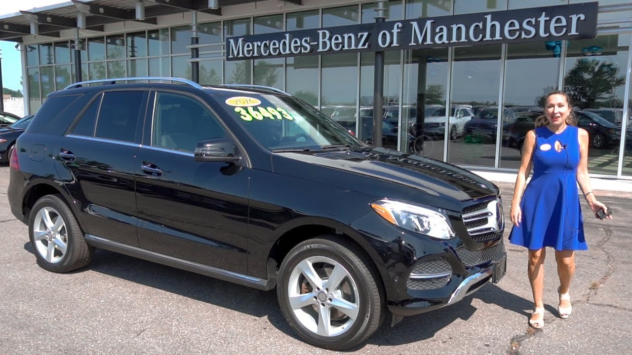 2016 Mercedes Benz Gle 300d 4matic Suv