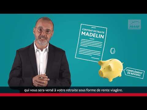 La minute de l'expert n°10 : retraite Madelin et assurance vie