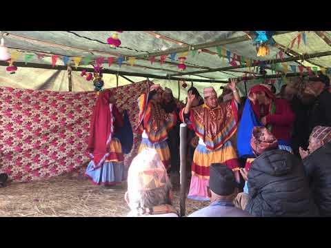 Gurung Krishna Charitra- Last Part (Lamagaun-Simpani,Lamjung)