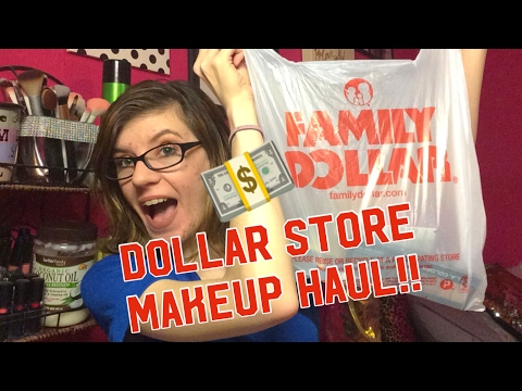 Family Dollar Haul- First Impressions