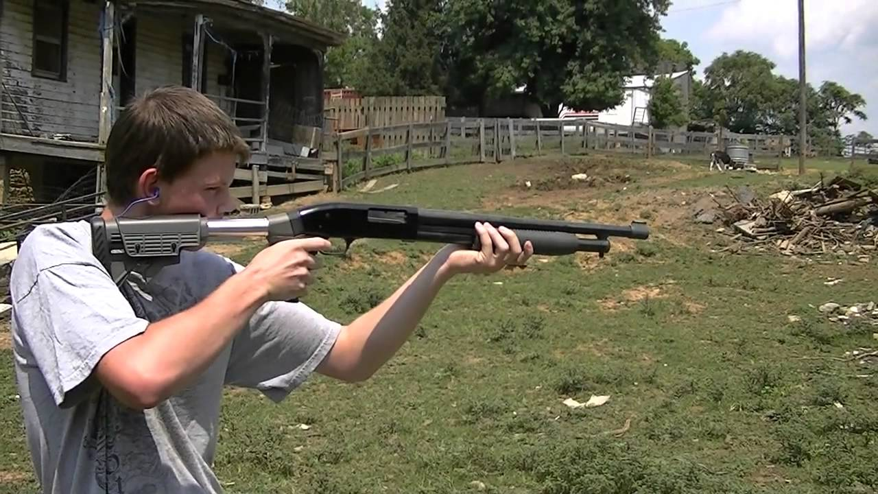 88 Maverick Mossberg Shockwave