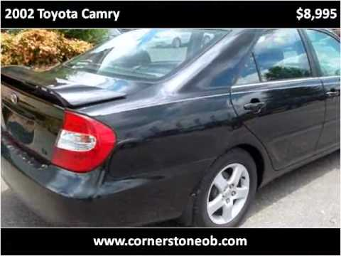2002 toyota camry used cars olive branch ms - youtube