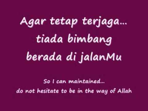 Syahadat (declaration as a muslim) - Dian P. Putra (lyrics).wmv Mp3