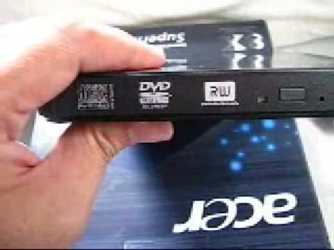 ACER EXTERNAL DVD DRIVE ESW860 DOWNLOAD DRIVERS