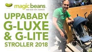 UPPAbaby G-Luxe & G-Lite Strollers 2018 | Reviews, Ratings, Prices