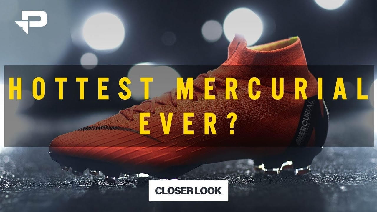 HOTTEST NIKE MERCURIAL EVER?