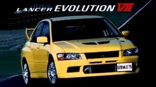 2001年 ミツビシ ランサーEvo7 車CM集→ http://cm.carzou.com MITSUBISH...