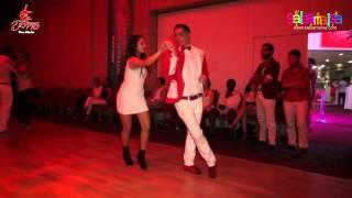 BACHATA DANCE | AYTUNC BENTURK & SEVINC | 2. ANKARA DANCE FESTIVAL