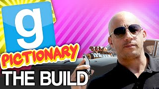 Gmod Pictionary - Fast and Furious #1 (Garry