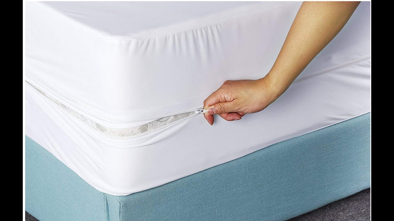 Bed Bug Proof Cover Utopia Bedding Zippered Mattress Encasement Bed Bug Proof Dust Mite Proof Mattress Cover